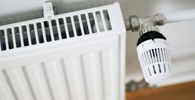 Central Heating Installation in Aley