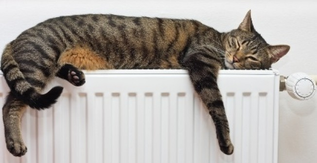 Central Heating Benefits in Bridgend